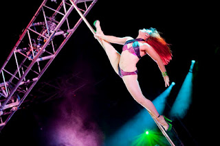 Pole Files Interview 6: Amber Ray Pole Dancer