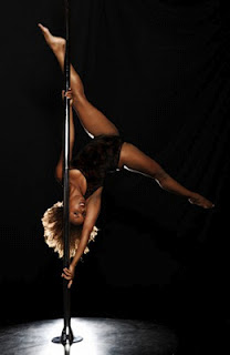 Pole Files Interview 8: Kelly Yvonne Pole Dancer/Choreographer