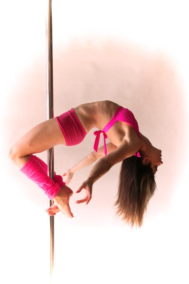 Pole Files Interview 39: Karry Summers Pole Dancer