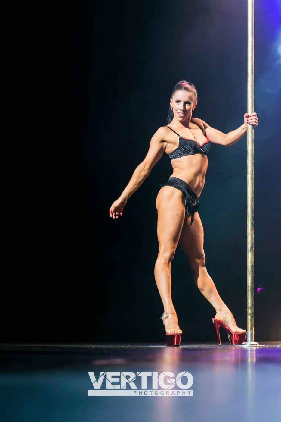 Pole Files Interview 43: Natty Stephens Pole Dancer