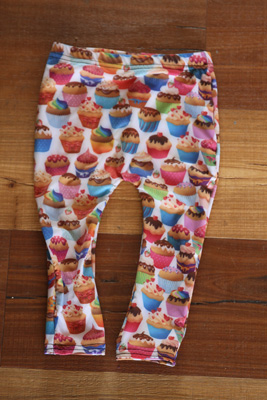 Little RARRSCALS Baby toddler leggings