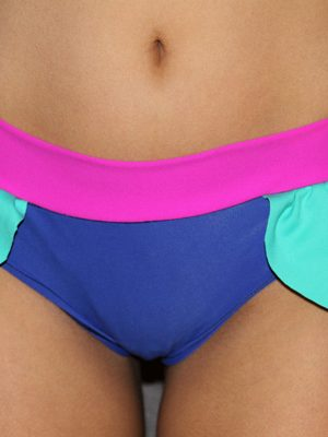 Bubblegum BRAZIL Scrunchie Bum Shorts