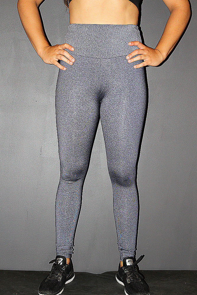 Denim Full Length Tights Legging