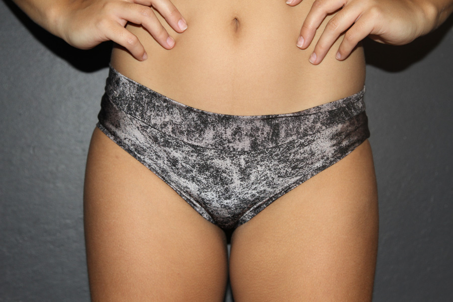 Marble Naughty Fit Shorts