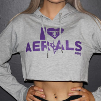 Rarr Designs Crop Hoody