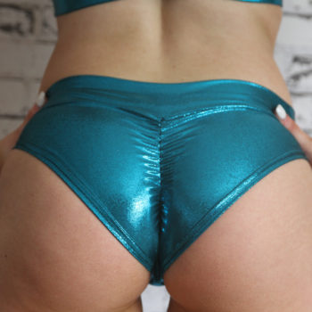 Jade Sparkle Brazil short Rarr designs