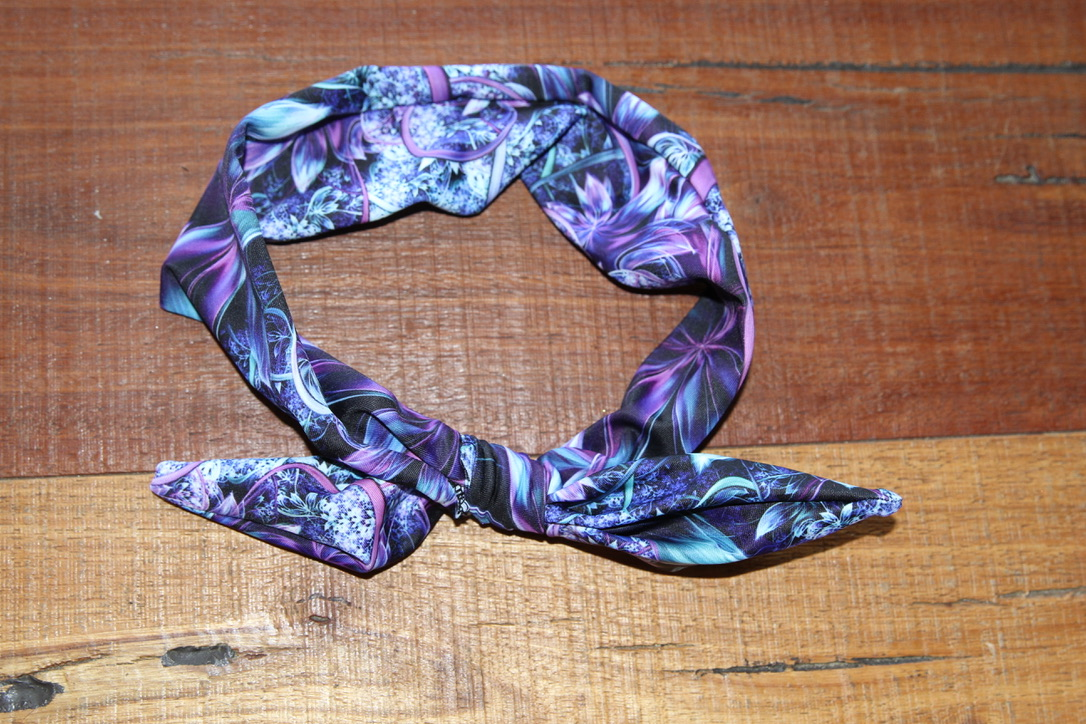 Headband Wanderlust Purple