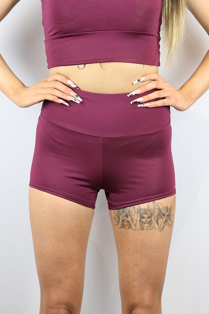 Rarr designs Fig Gym Short