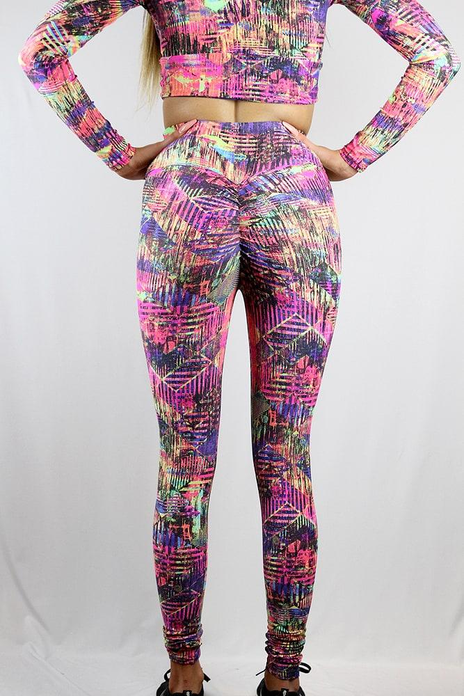 Rarr designs Blaze Full Length Leggings/Tights