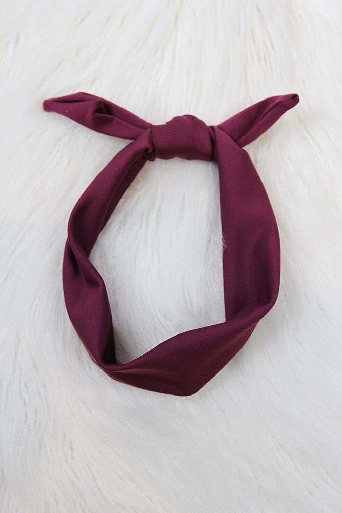 Rarr Designs Headband Fig