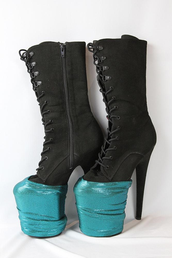 Rarr designs JADE SPARKLE Shoe Protector
