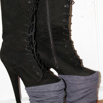 Rarr designs DENIM Shoe Protectors