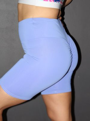 Rarr designs Cornflower Bike Short
