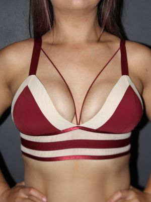 Rarr designs Flirtatious Strappy Bra - Scarlett