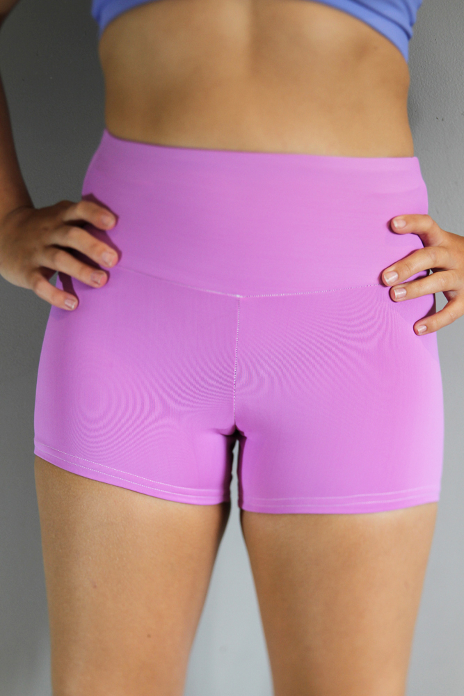 Rarrdesigns Orchid Gym Short