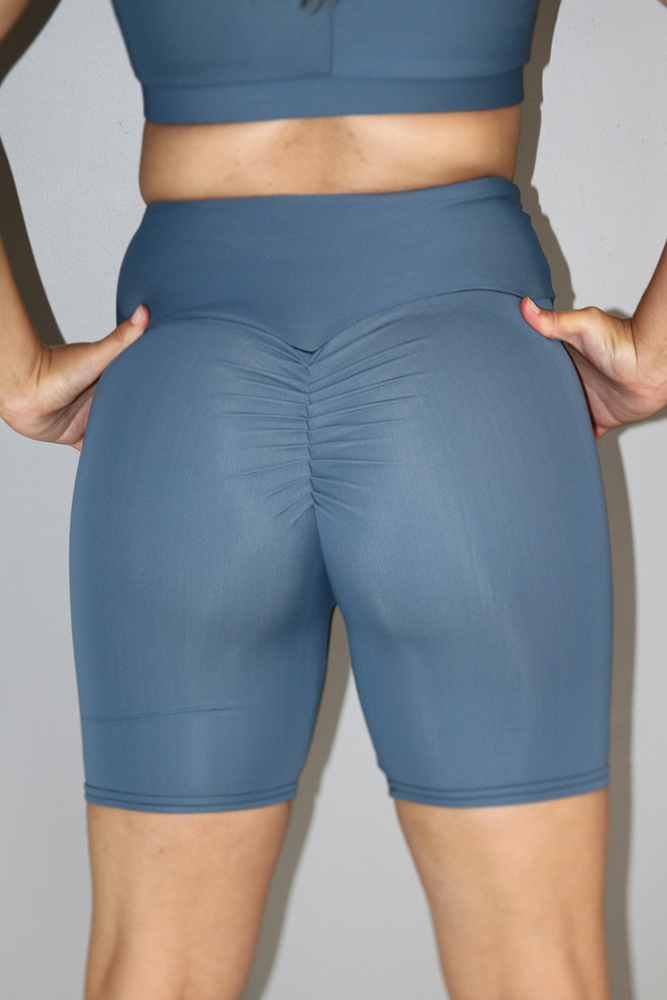 Rarrdesigns Smoky Blue Bike Short