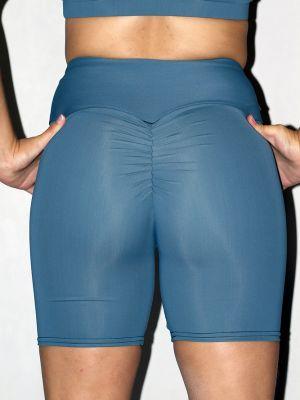 Rarrdesigns Smokey Blue Bike Short