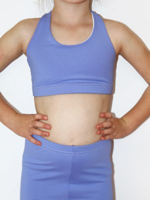 Youth Girls Crop Tops