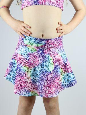 Glitter Skater Skirt youth Girls