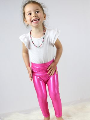 Pink Sparkle Baby/Toddler Leggings/Tights
