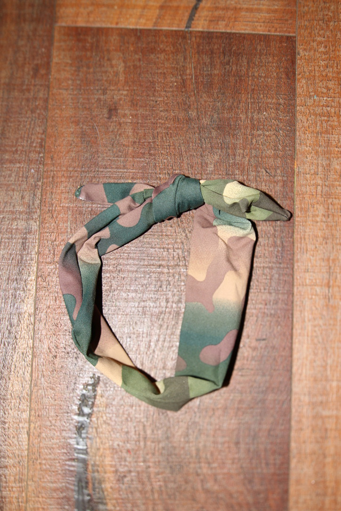Rarr Designs Camouflage Headband
