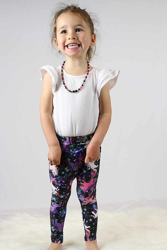 Space Pony Baby Leggings/Tights