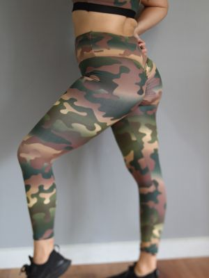 Camouflage 7/8 Tights Legging