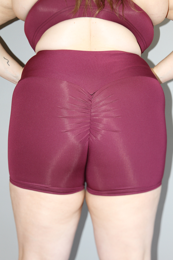 Fig Gym Short - Plus Size