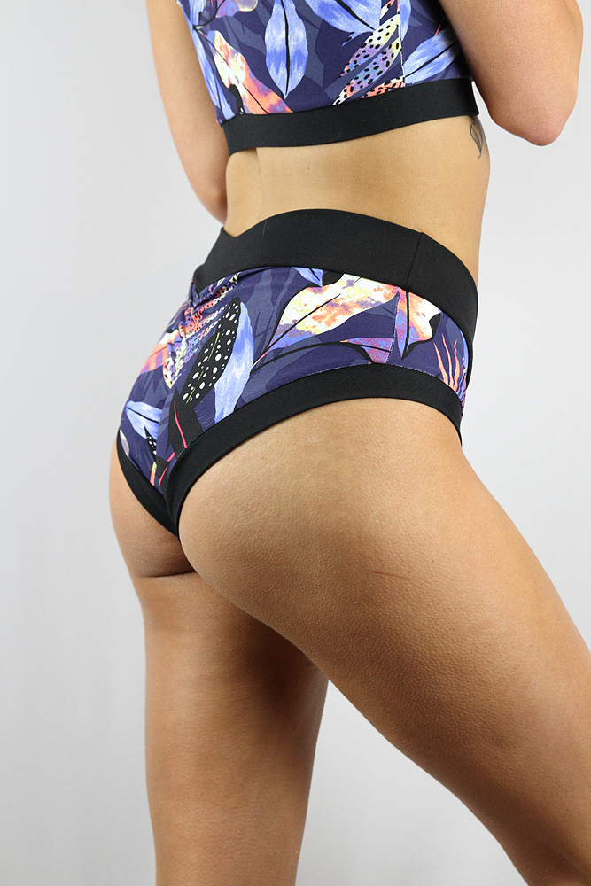 Rarr designs Mystical Forest Naughty Fit Shorts