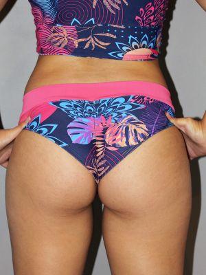 Rarr designs Midsummer Dream BRAZIL Fit Scrunchie Bum Shorts