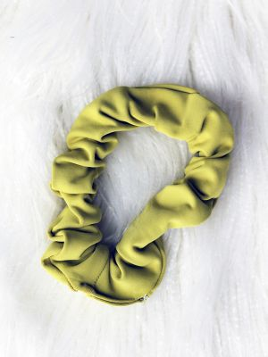 Rarr Designs Citrine Scrunchie