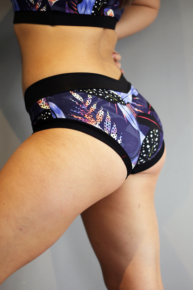 Mystical Forest Naughty Fit Shorts
