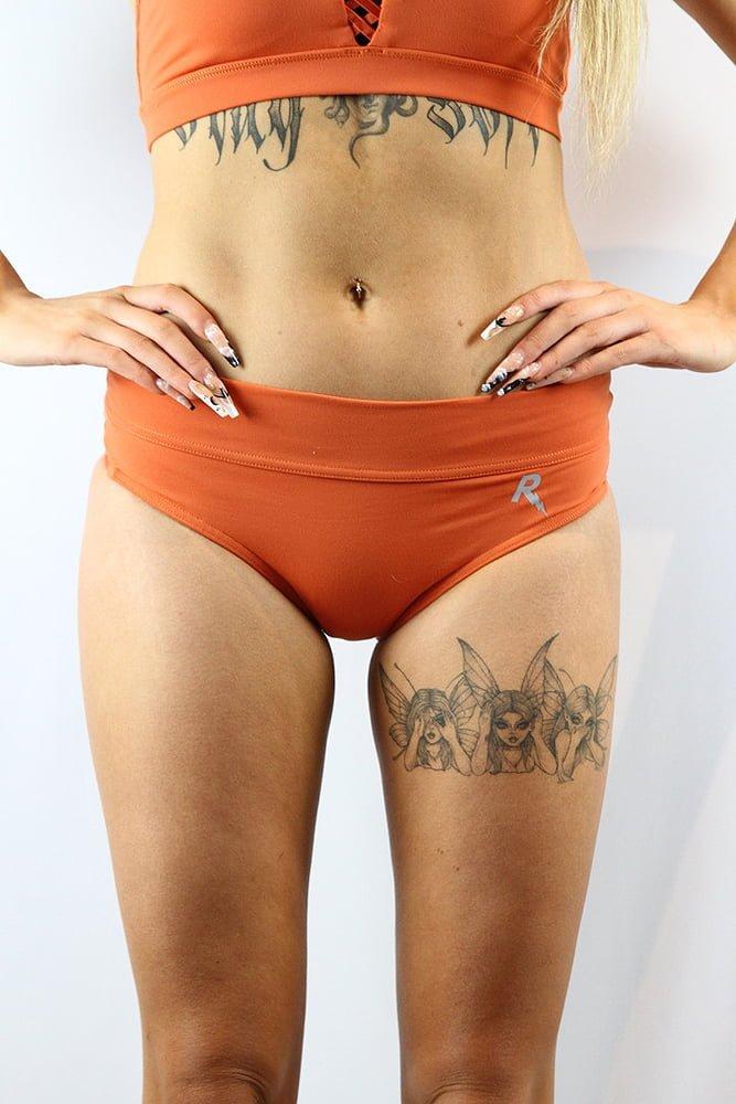 Rarr designs Ziki Booty Short Ginger