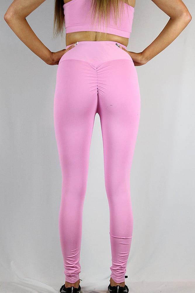 Rarr Designs Peony Full Length Leggings/Tights