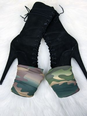 Rarr designs Camouflage Shoe Protector