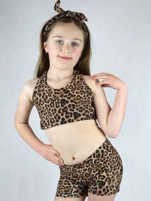 Animal Short Youth Girls