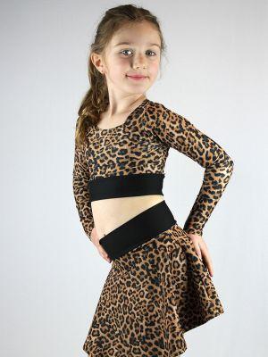 Animal Skater Skirt Youth Girls