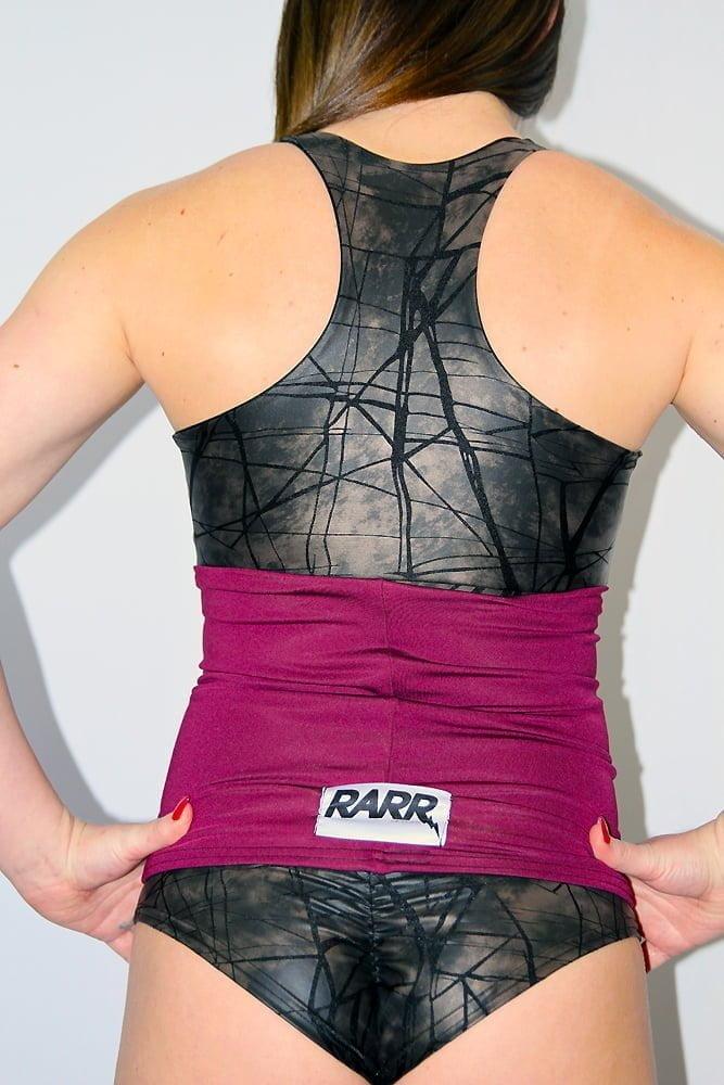 Rarr designs Fig Back Warmer