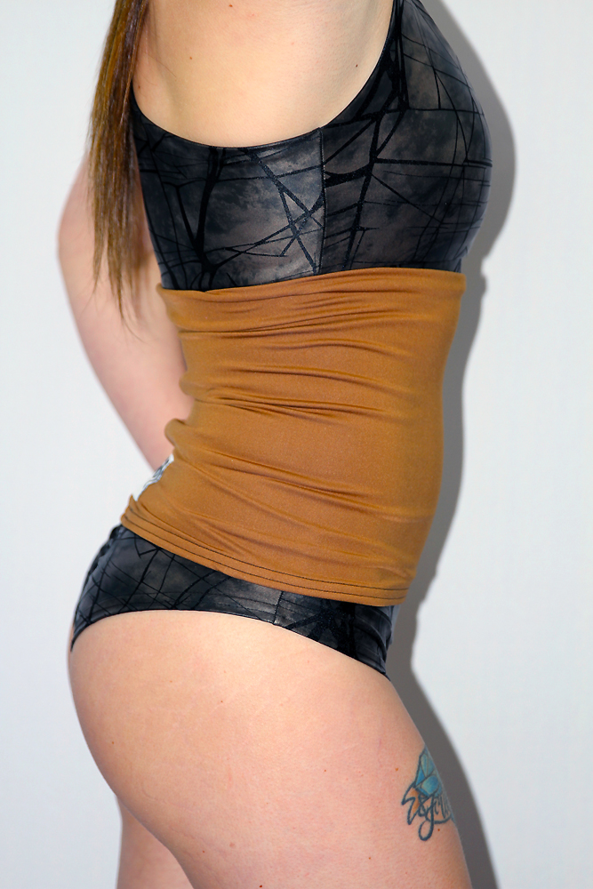 Rarr designs Caramel Back Warmer