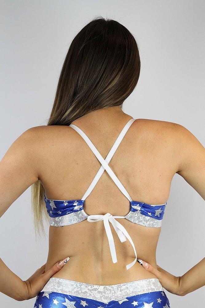 Rarr designs Wonder Woman Bikini Bra