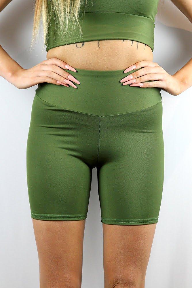 Rarr designs Olive Bike Short