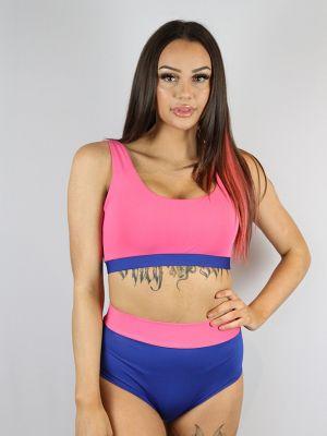 Rarr designs Bubblegum High Waisted BRAZIL Scrunchie Bum Shorts