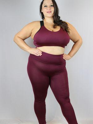 Rarr designs Fig Full Length Leggings/Tights - Plus Size