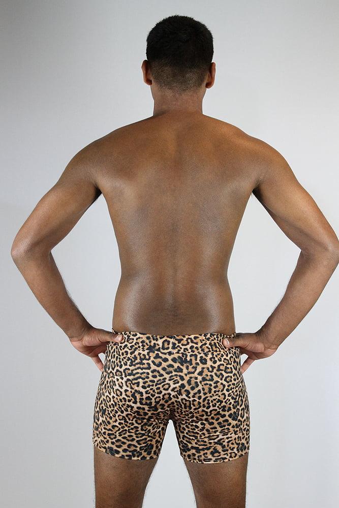 Rarr designs Animal Men's Pole Short